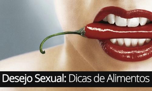 Alimentos que melhoram o desempenho sexual